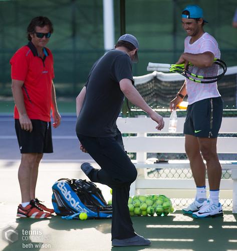 Nadal and Fish