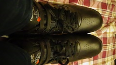 Reebok Freestyle Hi Black (perry515) Tags: reebok freestyle free style hi high rbk fs black classic aerobic shoe boot 1980s