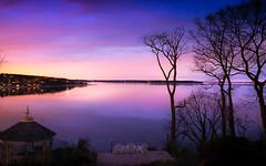purple (petespande) Tags: longexposure sunset golden nikon purple longisland hour d750 centerport