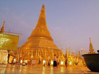 Yangon 2008 - Myanmar 44