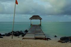 IMG_0193 (@DaskBlogs) Tags: blue sea beach maurice podium shore mauritius dask daskblogs