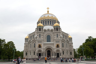 St. Nicholas Cathedral, Kronstadt