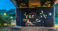Caravaggio Mural in Varese - Urban Art (SalvoSimon3) Tags: city italy streetart architecture mural urbanart lombardia varese caravaggio sonyalphaitalia sonyalpha5100