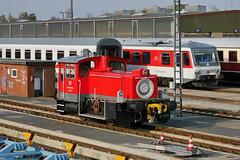 P2250925 (Lumixfan68) Tags: eisenbahn db bahn werk deutsche neumnster loks 335 baureihe kf rangierloks kleinloks werkloks