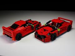 31024 Alternate GTO (amaman_12) Tags: car lego vehicle alternate 31024