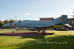 F4K-FG1-BJ-XT864-12-9-09-RAF-LEUCHARS-AIR-SHOW-09 (Benn P George Photography) Tags: newhampshire airshow tornado bd ids ln kc135r f15c 4365 b52h fg1 f4k rafleuchars 12909 xt864 840014 840027 493fs 623547 610011 bennpgeorgephotography