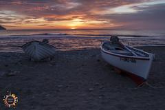 IMG_8596 (Enrique Gandia) Tags: nature sunrise landscape spain andalucia amanecer almeria cabodegata lasnegras travelblogger consejeroviajero