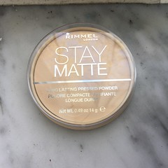 Rimmel Stay Matte Pressed Powder (drugstore10piece) Tags: long powder oily matte lasting rimmel