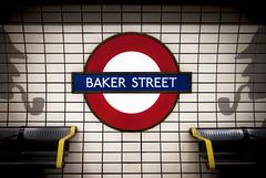 Baker street (antonellozaccaria) Tags: street city travel urban night cityscape londra