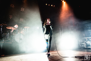 20.04.2016 - UNDERØATH at The Fillmore Silver Spring // Shot by Jake Lahah