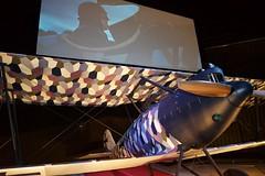 _D808727 (Drumsara) Tags: newzealand aircraft flyingcircus planes ww2 pilots airmuseum worldwar2 redbaron fokker bluemax caproni breguet biplanes eindecker ernstudet drumsara etrichtaube jasta11 siemensschuckert vonrichthofen omarka triplanes knightsofthesky aviationheritagecentre dehavillanddh4 curtissflyingboat nieuport27 pfalzd111 aircodehavilland greatwarexhibition halberstadtdiv moranesaulnierg ww1memorabilia leonehawker