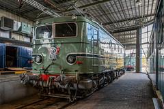 NSM 1125 en KLOK 1201, Utrecht (Dennis te D) Tags: utrecht 1201 klok 1122 1125 spoorwegmuseum
