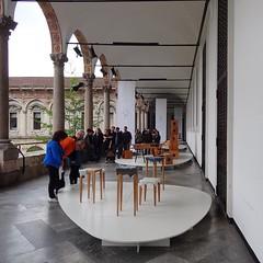 Milan #DesignWeek #MilanDesignWeek #Installation #FuoriSalone #Milano... (Mek Vox) Tags: milan installation salonedelmobile universit fuorisalone designweek milandesignweek milano2015 uploaded:by=flickstagram instagram:venuename=universitc3a0deglistudidimilano instagram:venue=12700308 instagram:photo=9664223137080210267981272
