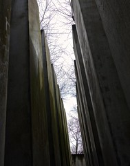 (johnnyhuge) Tags: berlin germany holocaust shoa memorial