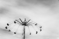 Round & Round (Colin_Bates) Tags: show amusement chair spinning hawkesbury