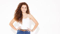 Marta (Angel_Prieto) Tags: red portrait girl hair studio chica retrato pelirroja angelprietofotograf