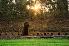 GTJ-2016-0419-12 (goteamjosh) Tags: brick abandoned hsinchu taiwan urbanexploration  kiln  taoyuan   guanxi longtan brickkiln    hoffmannkiln