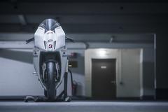 Ready to Race (bjoern.gramm) Tags: garage bridgestone ktm motorcycle superbike motorrad racebike actionteam rc8