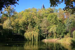 Mare de Fontaine-ls-Dijon (Charles.Louis) Tags: butte mare bourgogne saintbernard glise clocher ctedor fontainelsdijon