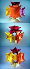 Anuradha - Meenakshi Mukerji (Rui.Roda) Tags: origami modular cube papiroflexia cubo meenakshi anuradha mukerji papierfalten