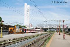 CFR 82-0443 (stefanrene1996) Tags: railroad station train romania nord cfr gara boekarest roemeni bucureti