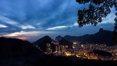 Crpuscule carioca (tetedelart1855) Tags: riodejaneiro nuit paodeacucar paindesucre