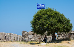 DSC_0813.jpg (cptscarlett78) Tags: nikon town scarlett sea castle nikon castle tom greece knights harbour aegean d7100 d7100 dodecanese kos kos neratzia
