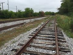 Tom Burke Photo Granville WI September 4 2015 #4 (middlewest1) Tags: spur granville wi interchange ballast wsor milwaukeeroad