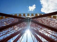 Big Wheel (Midgetman82) Tags: kentucky amusementpark louisville kentuckykingdom