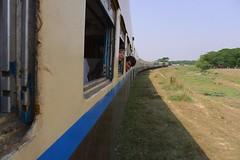 Myanmar Railway (roland v k) Tags: shwedagon yangon myanmar inle mandalay bagan mawlamyine