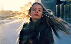 movement (plot19) Tags: uk family light sunset portrait england english love girl fashion female hair manchester photography nikon northwest britain north quay teenager liv british northern salford quays lowry fasion plot19