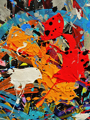Jonone (Des Gots et des Couleurs) Tags: abstract france art stain colors modern artist couleurs montpellier moderne painter artiste peintre abstrait jonone tches