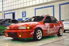 Isuzu Gemini (Andre.32) Tags: cars car japan photography 日本 daydream gemini isuzu acttower いすゞ itasha 痛車 ストライクウィッチーズ isuzugemini アクトシティ浜松 リネット・ビショップ ウィルマ・ビショップ