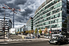 The developing 13th arrondissement