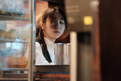 DSCF6451 (Yoshinori Matsunaga) Tags: girls woman cute coffee girl face japan hair japanese cafe women uniform fuji dress secret fujifilm rest osaka waitress kita fujinon secrets umeda appearance wr instance ois osakashi osakacity xt1 ibarakicity ibarakishi xf50140mmf28r