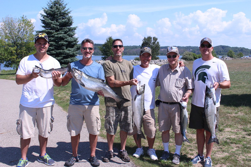 2015 08 15 Frankfort Salmon