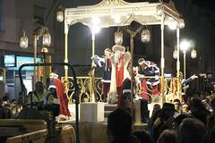 Matar - Los Reyes Magos 2016 (Fnikos) Tags: outdoor nightview threewisemen matar reyes threekings magos magi reyesmagos mataro remagi