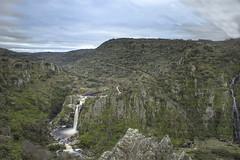 Pozo de los Humos ( Salamanca) (nurianl) Tags: espaa paisajes landscape spain agua salamanca cascadas