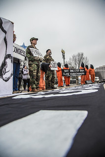 Witness Against Torture at the White House