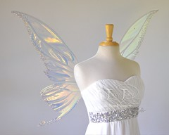 Swarovski Crystal Titania Fairy Wings (Fancy Fairy) Tags: crystals fairy swarovski titania fairywings katyperry