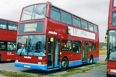 Metroline VP546 (Vernon C Smith) Tags: bus rally 2006 cobham metroline