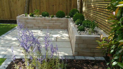 Landscape Gardening Wilmslow -  Decking Paving and Artificial Lawn Image 1