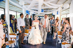 1. Wedding Cruises