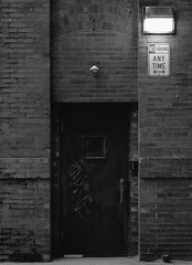 Atmospheric doorway in #pittsburgh I spotted whilst on a photo expedition. (Pictures by Alex) Tags: pittsburgh