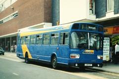 UHW 101T (EwoodEddie1968) Tags: bristol cheltenham omnibus