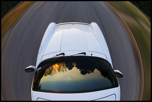 Porsche 911 Carrera Sunset
