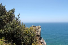 Rock Promontory (Piedmont Fossil) Tags: ocean rock pacific australia capebyron