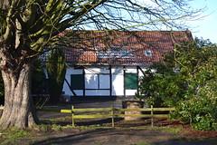 Lutselusstraat 83, Diepenbeek (Erf-goed.be) Tags: geotagged limburg hoeve archeonet diepenbeek geo:lon=54556 vakwerkhoeve geo:lat=509122 lutselusstraat