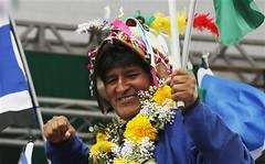 Evo Morales desafa a las urnas en su peor momento (Tu Nexo De) Tags: bol elalto