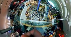 Westquay World (-ASD-) Tags: world mall surreal 360 degrees theta